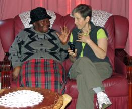Selina Maphorogo Talks About Community Health Education in South Africa (HLOL #20)